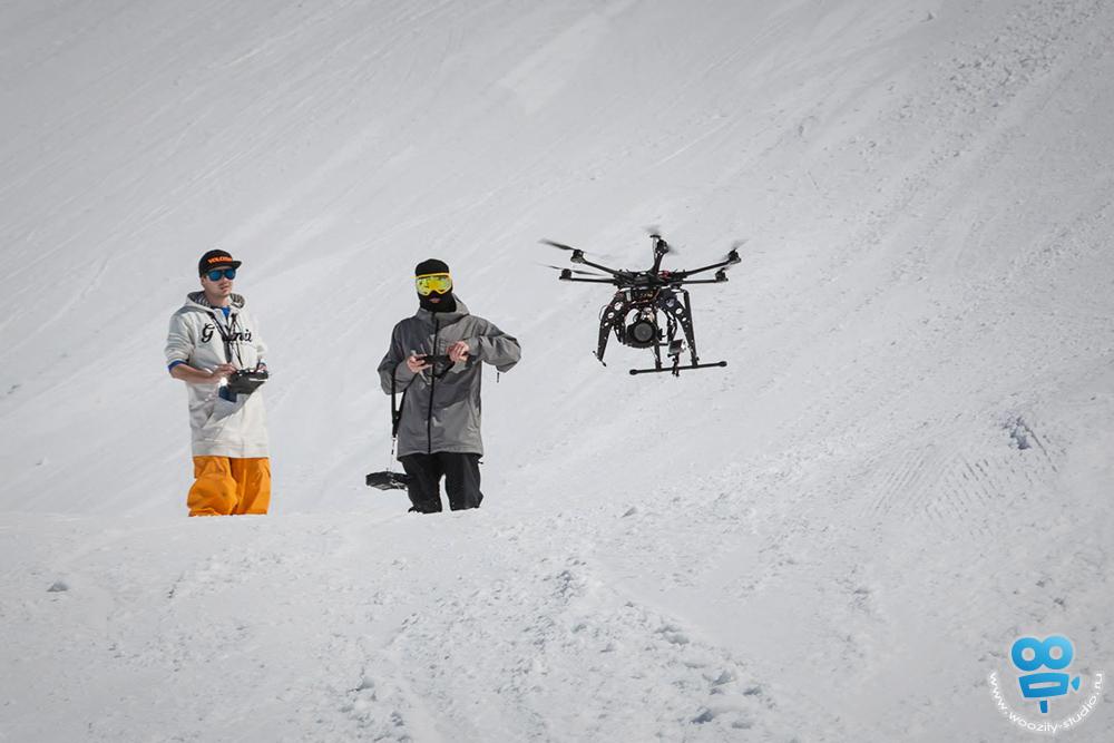 Kuchavo hexacopter
